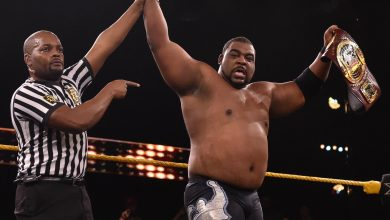 Photo of Keith Lee este noul campion NXT North American