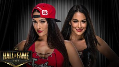 Photo of The Bella Twins confirmate pentru WWE Hall of Fame