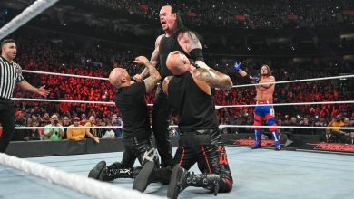 Photo of The Undertaker a revenit la Elimination Chamber