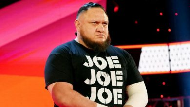 Photo of Update despre situația lui Samoa Joe în WWE