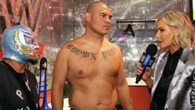 Photo of Cain Velasquez a fost concediat din WWE