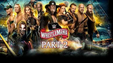 Photo of Rezultate WrestleMania 36 (Partea II)