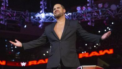 Photo of Curtis Axel a fost concediat din WWE
