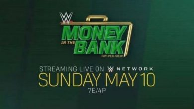 Photo of Update asupra card-ului pentru WWE Money in the Bank 2020