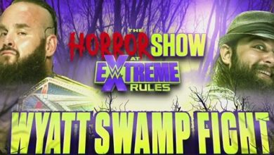 Photo of *SPOILER* Detalii despre Wyatt Swamp Fight la The Horror Show at Extreme Rules