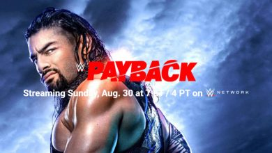 Photo of Rezultate WWE Payback 2020