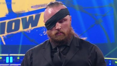 Photo of Aleister Black a făcut heel turn la RAW