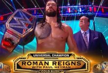 Photo of Roman Reigns a debutat cu un nou look la Clash of Champions