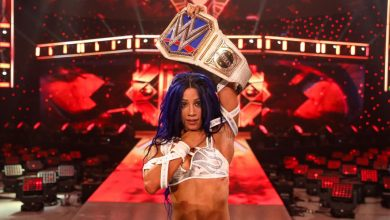 Photo of Sasha Banks a făcut istorie la WWE Hell in a Cell 2020