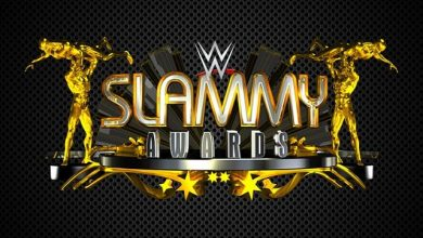 Photo of WWE Slammy Awards revine